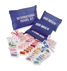International Travel Medical Kit