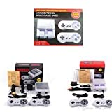 Video Games : Super Famicom NES Mini Classic Nintendo Trendz2018 SFC TV Video Handheld Game Console Entertainment System Built-in 660 Classic Anniversary Edition