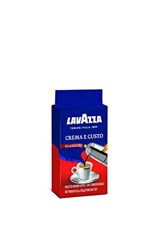 Lavazza Crema Gusto 8 8 Ounce Packing