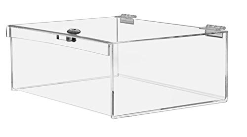 Marketing Holders Locking Security Show Case Safe Box Display Premium Case 10