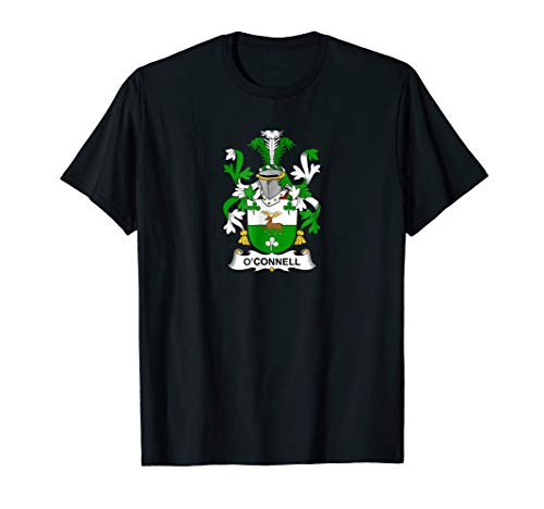 - O'Connell Coat of Arms - Family Crest Shirt