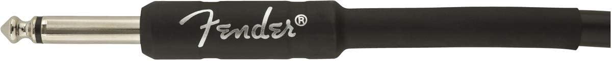 Fender Kabel Professional Series 3m black