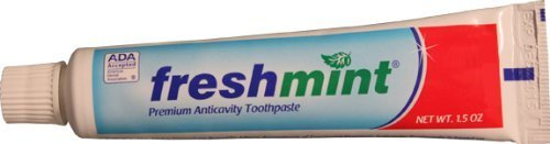 [Freshmint 1.5 Oz Freshmint Premium Anticavity Toothpaste (Pack Of 144)] (Real Fx Masks)