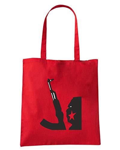 Speed Shopper Rossa TURKEY Borsa MILITARI ASKER GERILLA Shirt TM0407 prOpqwR