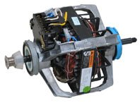 whirlpool dryer motor 279827 - 8