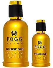 Fogg Scent Fragrance for Men Intense Oud Gift Set EDP 100ml + 50ml