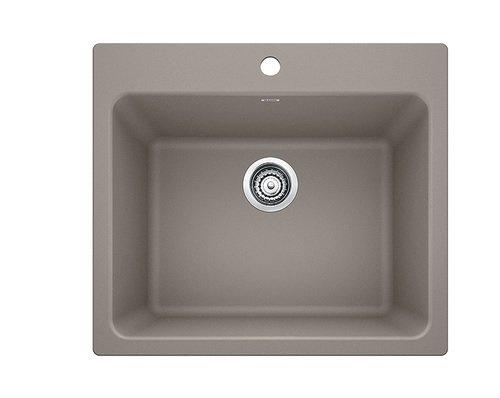 - Blanco 401926 Liven Laundry Sink Truffle, 25