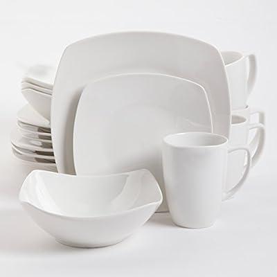 Gibson Home Zen Buffetware Dinnerware Set