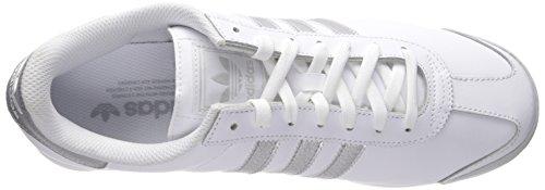 Fibra Zapatillas Sintética clgrey silvmt Samoa Adidas Ftwwht APwqUW5