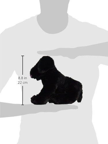 Melissa Doug Benson Black Lab Stuffed Animal Puppy Dog