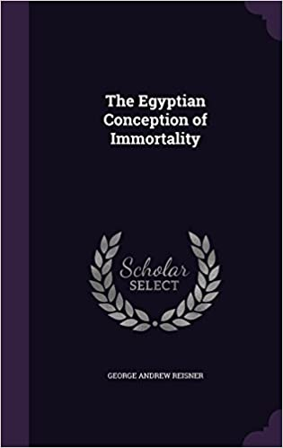 Book The Egyptian Conception of Immortality
