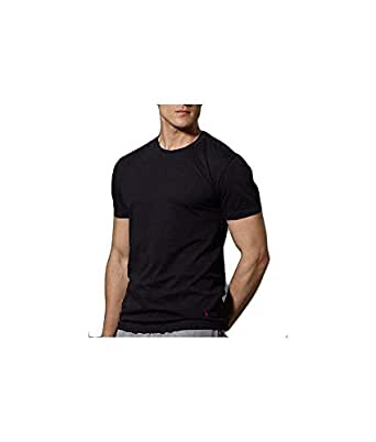 Polo Ralph Lauren Slim Fit Crew Neck Undershirts 3 Pack At