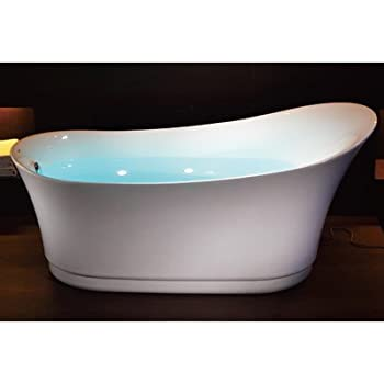 Atlantis Whirlpools 3471aw Embrace Oval Freestanding