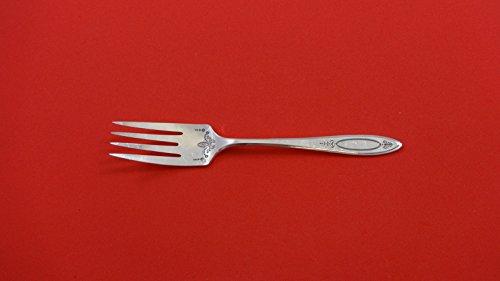 Adam by Community Oneida Plate Silverplate Salad Fork (Community Silverplate Salad Fork)