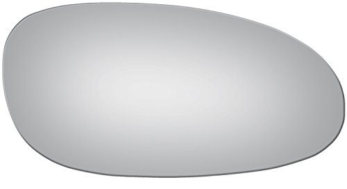 Burco 3241 Convex Passenger Side Power Replacement Mirror Glass for Buick Century, Regal, Oldsmobile Intrigue (1997, 1998, 1999, 2000, 2001, 2002, 2003, 2004, 2005)