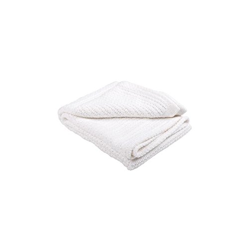 abeille-100-cotton-cellular-blanket-white
