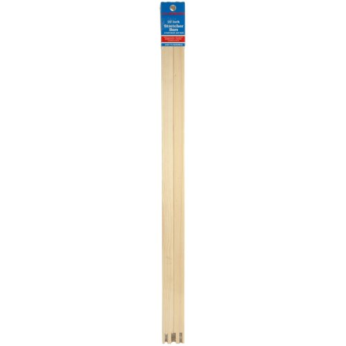 - Edmunds 3022 Regular Stretcher Bars for Needle Art, 22 by 3/4-Inch