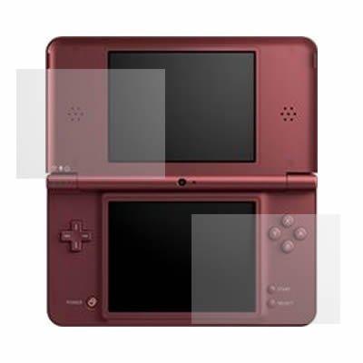 Protector de pantalla para Nintendo DSi XL [Kit de 2 LCD]