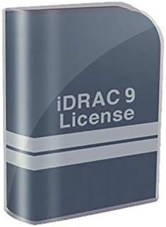Amazon com: Dell iDRAC 9 Enterprise License Compatible for