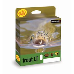 RIO Fly Fishing Fly Line Trout Lt Ultralight Dt0F Fishing Line, Sage ()