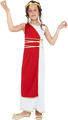 [Grecian Girl Costume Large] (Used Fancy Dress Costumes Ebay)