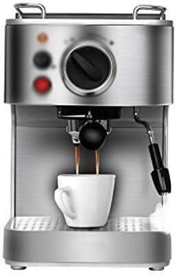 ZHQHYQHHX Cafetera Máquina de café semiautomática Máquina de café ...