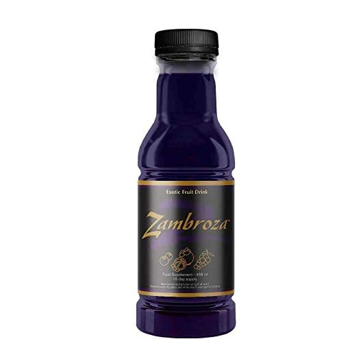 ZAMBROZA ANTIOXIDANT FRUIT DRINK (458ml)