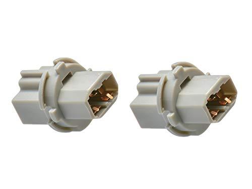 Michigan Motorsports 04-13 Mazda 3 & 13-16 CX-5 Rear Brake Light Lamp Bulb Socket Quantity 2 replace G14S-51-3E7