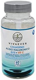 Colageno Acido Hialuronico Vitamina Q10 Vitamina C Ideal para ...