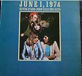 June 1, 1974 (USA 1st pressing vinyl LP)
