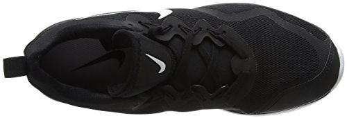 Nike Air Max Fury, Chaussures de Running Homme Noir (Black/White/Black 001)