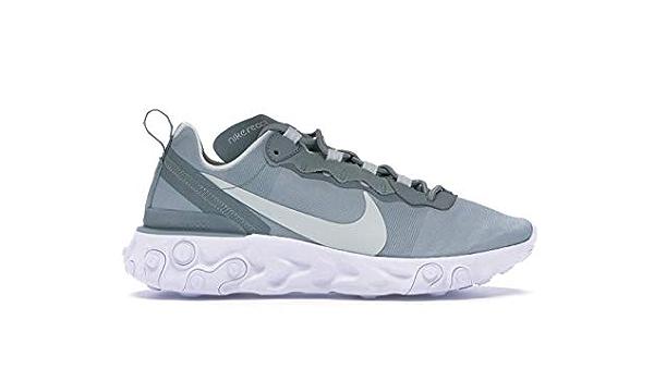 presión Depender de Fraseología  Amazon.com: Nike BQ2728 300 - Elemento de reacción para mujer, 2.165 in,  color verde y blanco, 6.5 M US: Sports & Outdoors