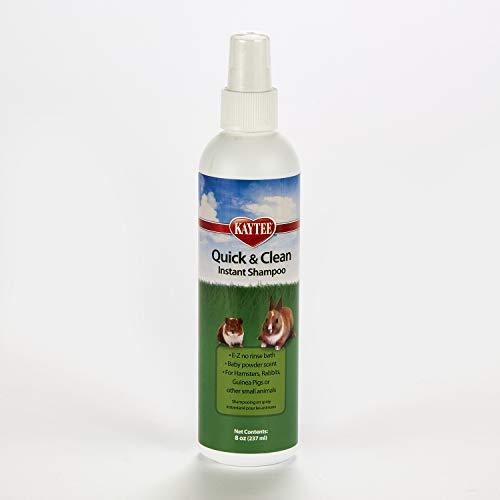 Kaytee Quick & Clean Small Animal Shampoo Spray