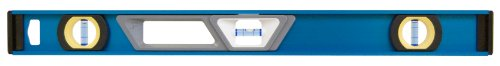 EMPIRE LEVEL EM55.24 TRUE BLUE MAGNETIC I-BEAM LEVEL, 24 IN. 1/EA ()