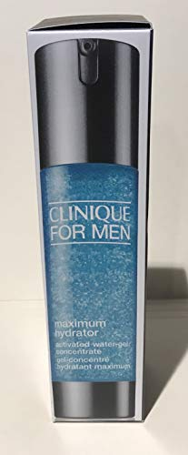 Clinique for Men Maximum Hydrator Activated Water-gel Concentrate 3.2 Ounce