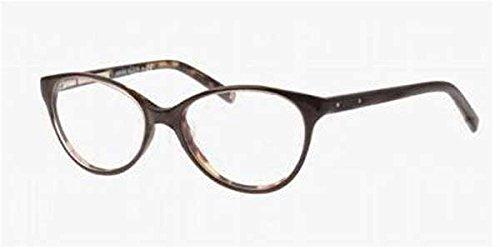 Amazon.com: Anne Klein Ak8103 Eyeglasses 259 Brown/tortoise Demo ...