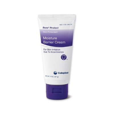 MCK18731400 - Coloplast Inc Skin Protectant Baza Protect Individual Packet Cream
