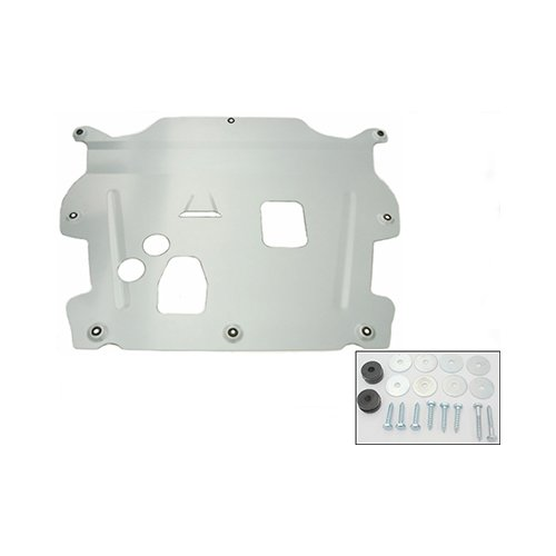 MTC VM979 / 31316732 Aluminum Skid Plate (with Hardware Kit, Volvo Models) ()