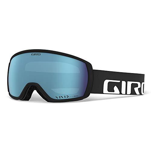 Giro Balance Adult Snow Goggles - Black Wordmark Strap with Vivid Royal Lenses (2020)