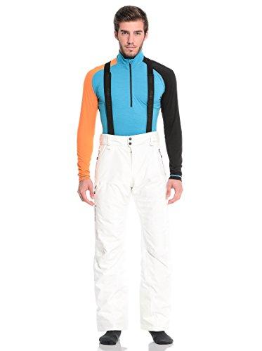 Peak Performance Pantalone da Sci Maroon Bianco XL