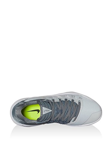 Nike 844363-011, Zapatillas de Baloncesto para Hombre Gris (Pure Platinum / Cool Grey / White)