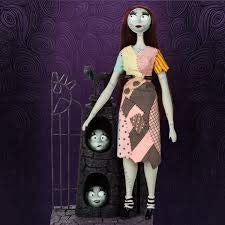 HyraKart Sally 25th Anniversary Limited Edition Doll - The Nightmare Before Christmas