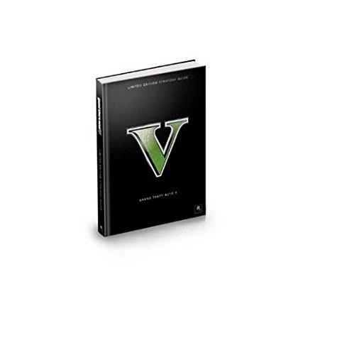 Grand Theft AUTO V Limited ED (Video Game Accessories)