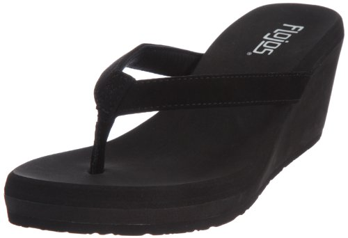 Womens Wedge Flip Flop - 2