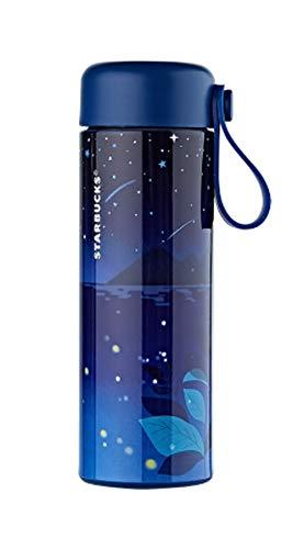 해외 한정 스타벅스 썸머 나이트 스트랩 스테인레스 텀블러 스타벅스 Starbucks Strap Summer Night Firefly Tumbler 355ml