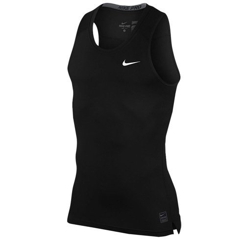 Nike Mens Pro Combat Compression Sleeveless Black X-Large