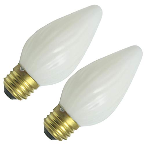 Westinghouse 04035 - 25F15/W/CD2 F15 Decor Flame Tip Light Bulb
