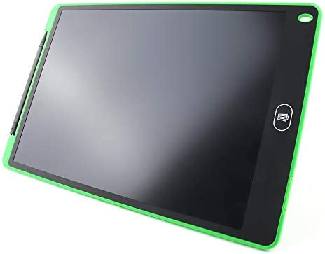 12 Inches LCD Screen Writing Pad Digital Drawing Pad Handwriting Board Portable Electric Board for Home Office