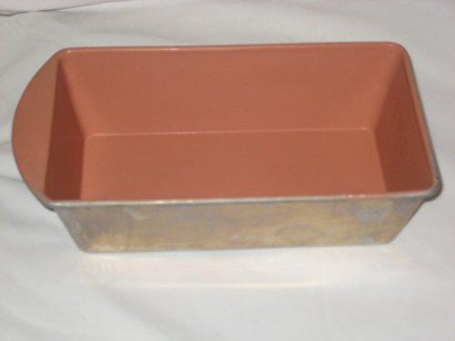 Vintage Mirro Fine Aluminum 9 1/4 x 5 1/4 x 2 3/4 inch Loaf Cake Baking Pan