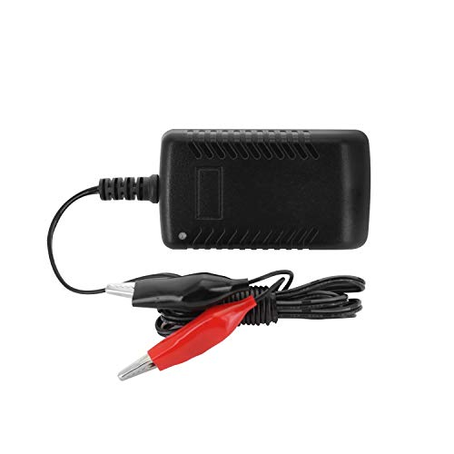 Tenergy TN600 Wall Smart Charger for 6V & 12V Sealed Lead Acid Batteries